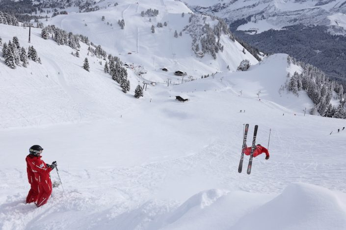 Villars-Gryon, Switzerland
