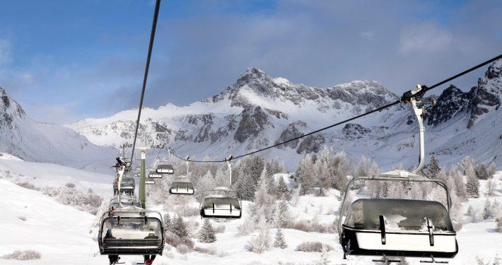 Pontedilegno Tonale, Italy - Skipodium