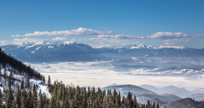 Rumänien Skigebiet - Skipodium