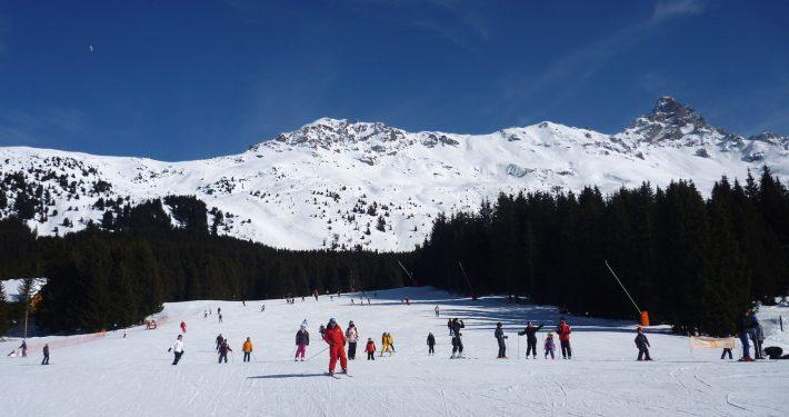 Val d'Isere, 3 Valleys - Frankreich