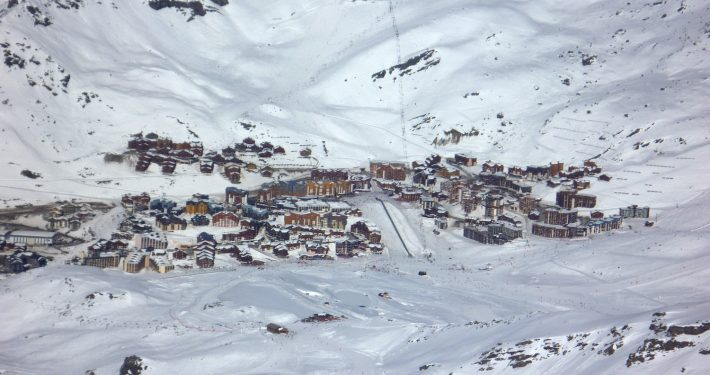 Val d'Isere - Skipodium - France
