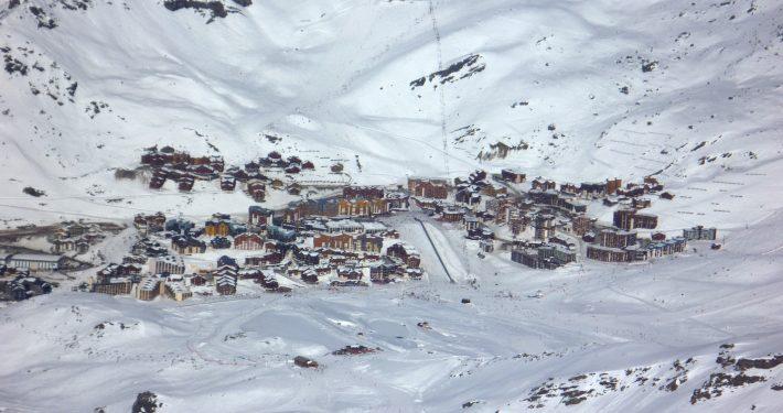 Val d'Isere - Skipodium - France