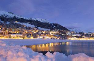 St. Moritz, Suisse