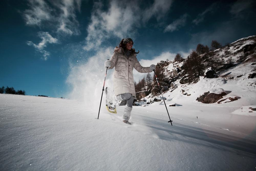 snowshoeing, passionski, engadin, upper engadin, skiing, passioski
