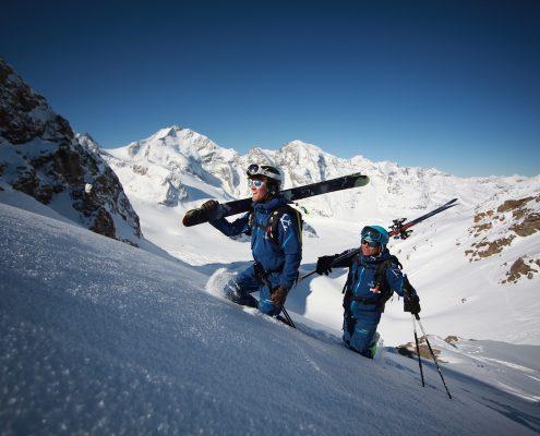 Uphill PassionSki, Engadin, Switzerland, skiing,