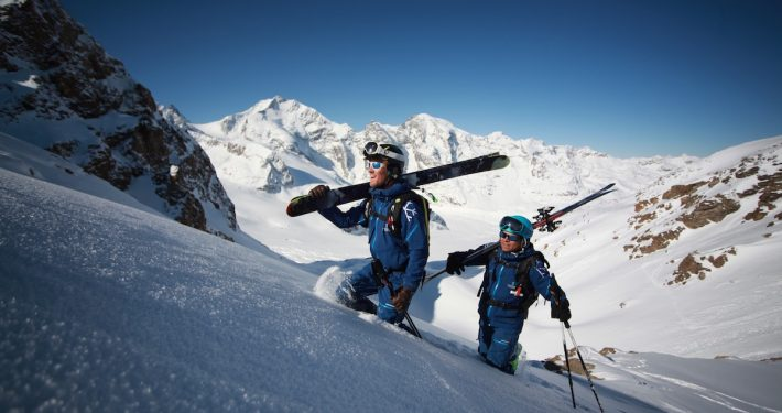 Uphill PassionSki, Engadin, Switzerland, skiing,