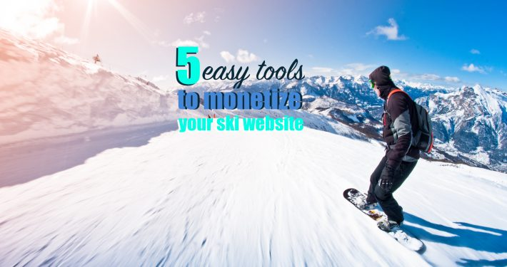 monetization, distribution, ski website, websites, skipodium,