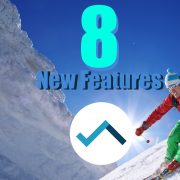 new features, skipodium, sales channels, ski, snowsports, snowboard, winter season