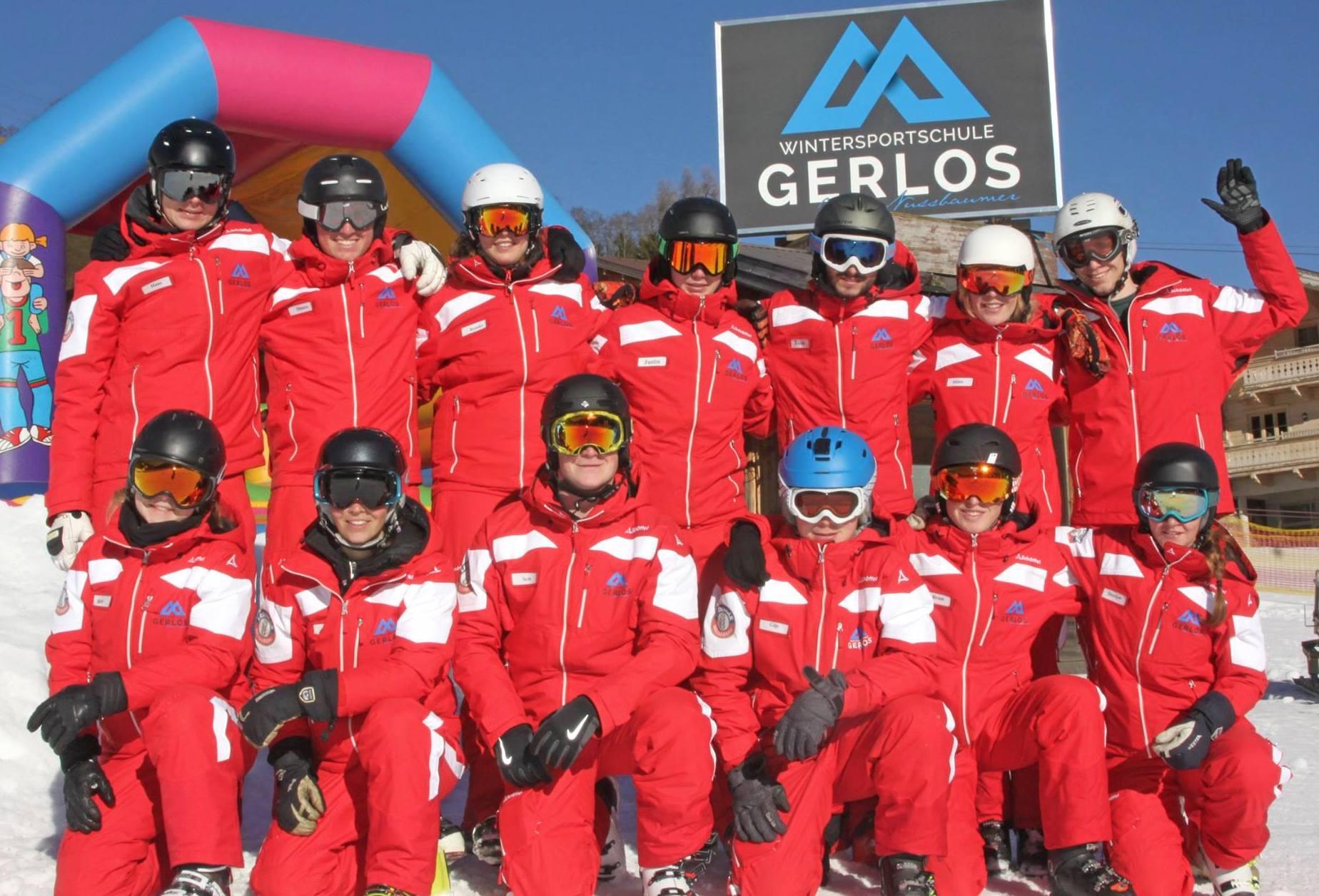 Wintersportschule Gerlos, Skipodium,