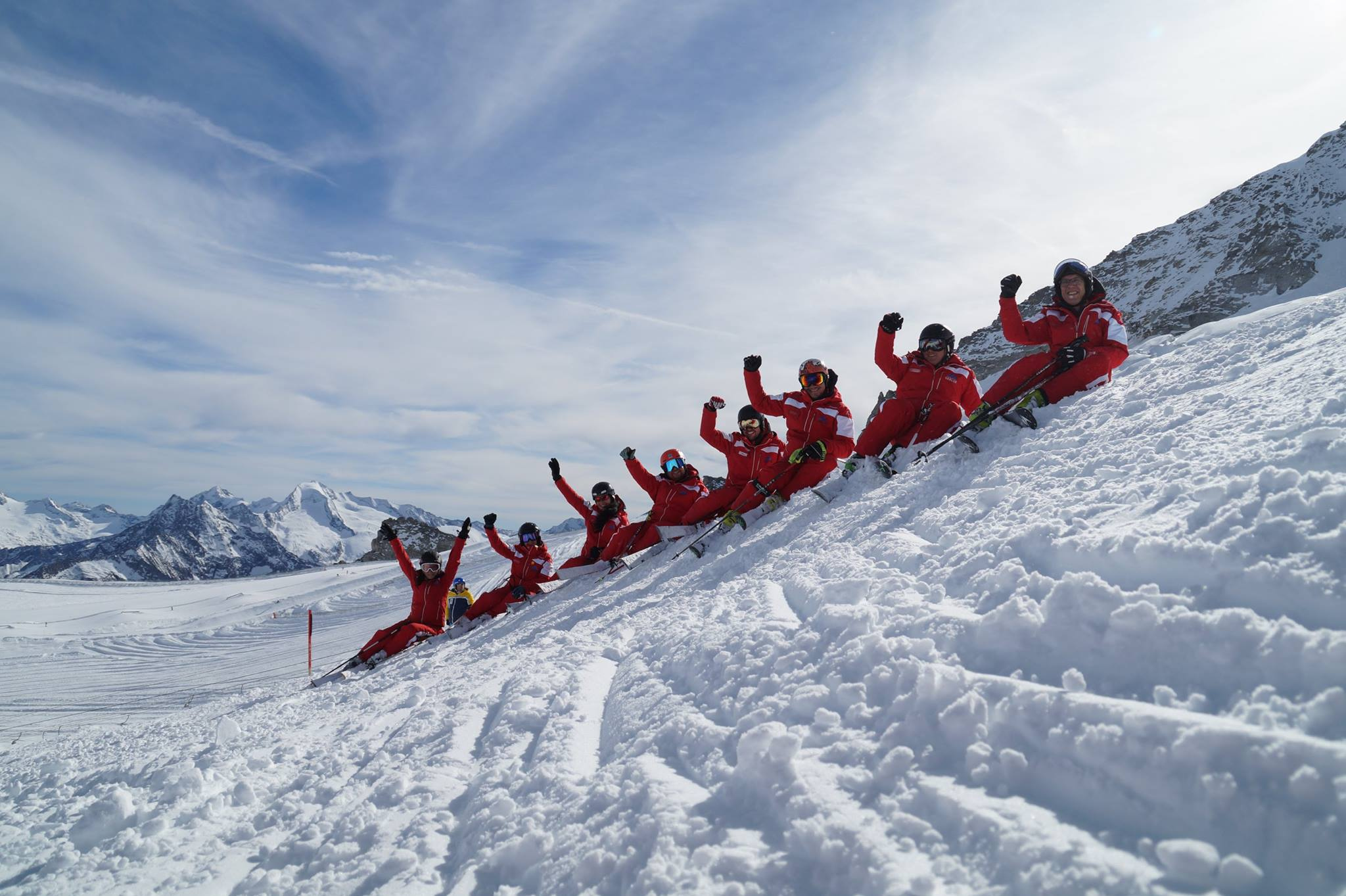 Wintersportschule Gerlos, SKipodium