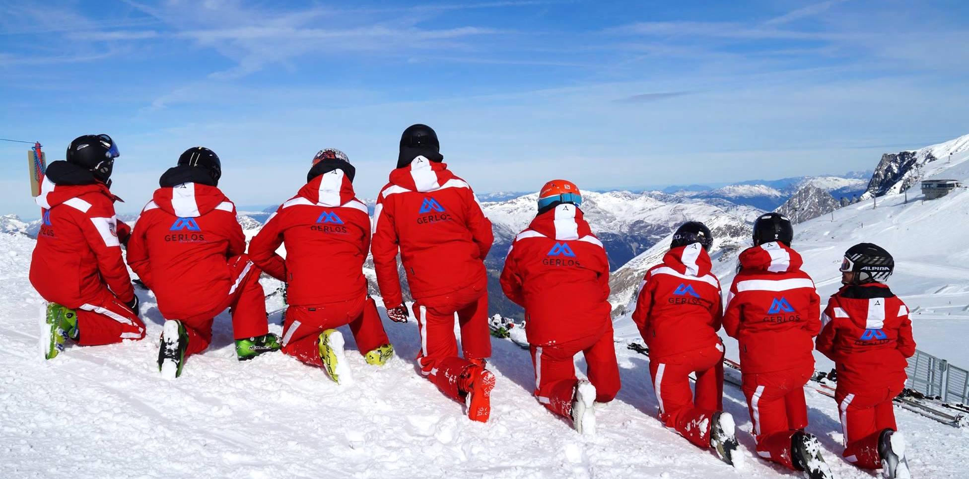 Wintersportschule Gerlos, Team, Skipodium