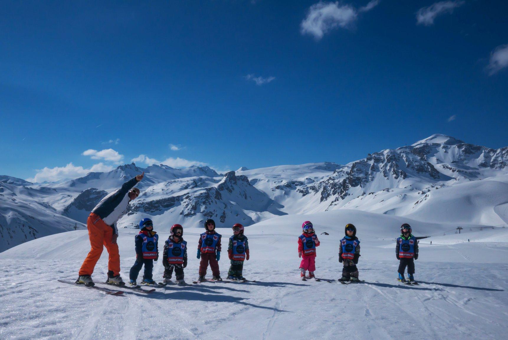 Evolution 2 Tignes, Tognes, Ski Resort, Skipodium, French Alps, SKi, Snowboard