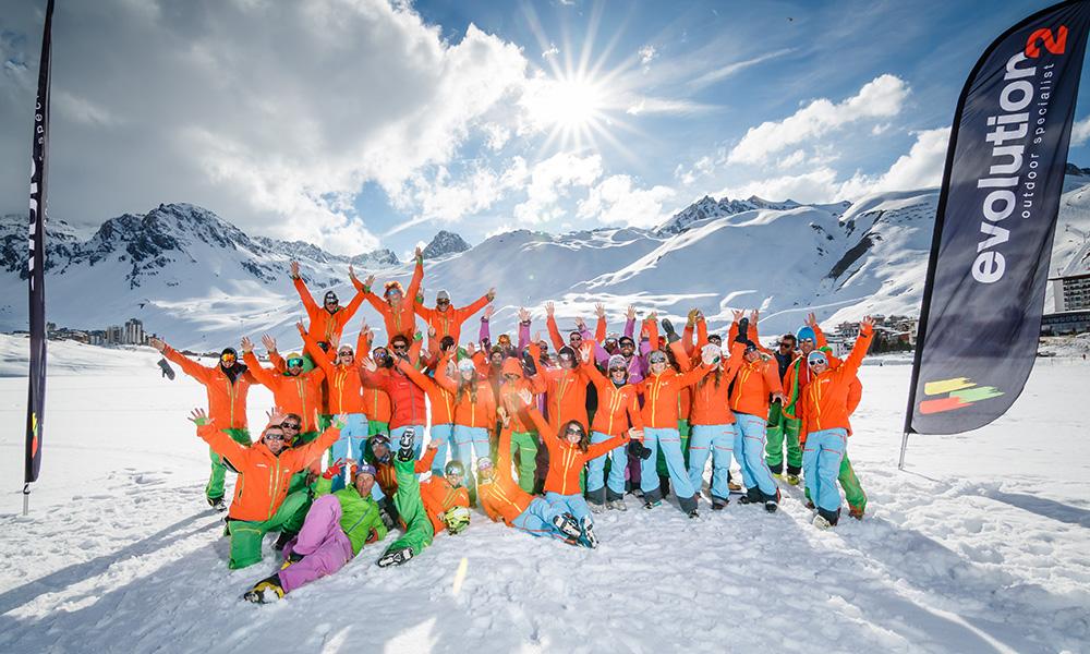 Evolution2, Tignes, Evolution 2 Tignes, Team, Ski School, Snowboard School, French Alps, Alps