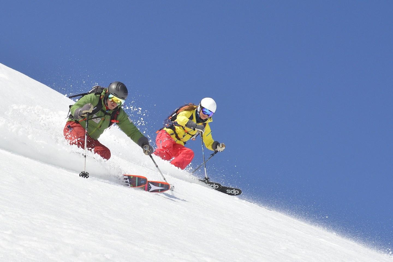 Skischule A - Z am Arlberg, Ski School, Skipodium, Arlberg Ski Resort