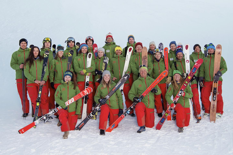 A-Z Skischule am Arlberg, Team, Lech, St. Anton am Arlberg, St. Christoph, Zürs, Lech