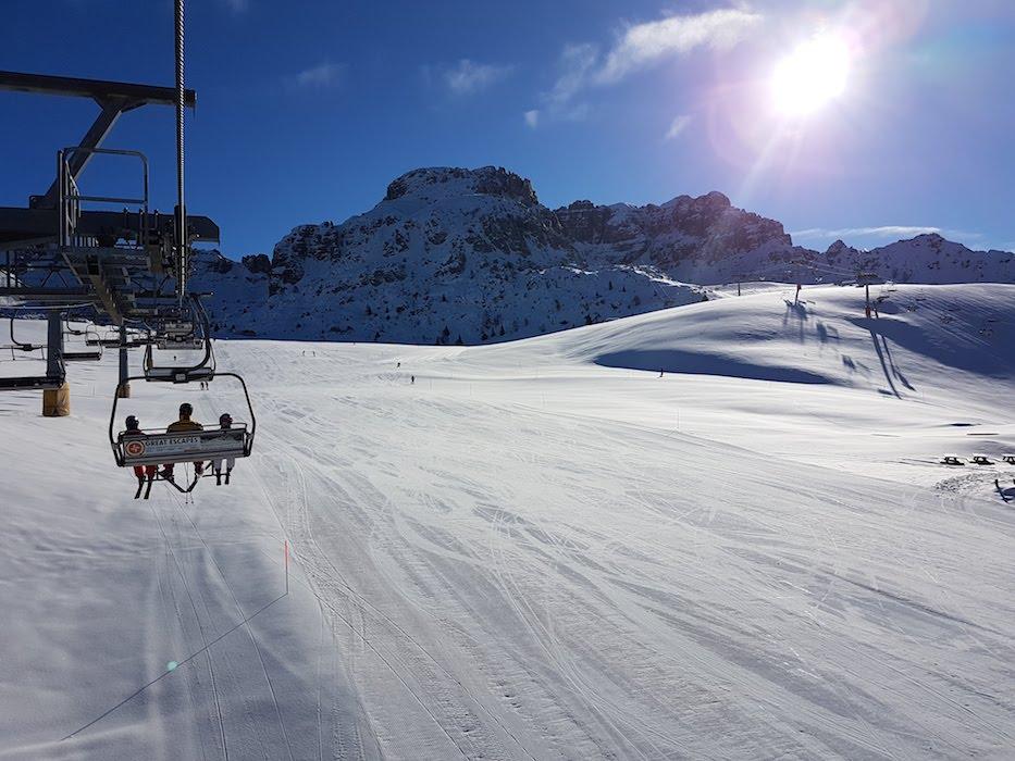 Piani di Bobbio Sciare